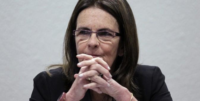 Maria das Graças Foster Petrobras