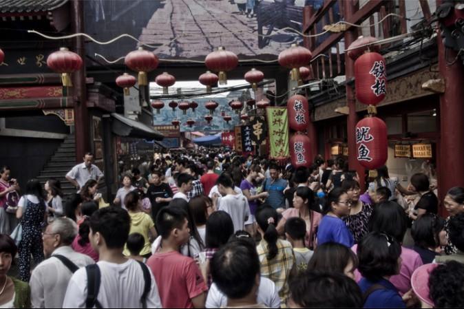 Cina Mondo E La Popoloso Non Paese Più Se Del Tpi Fosse Il 7nFnSq6