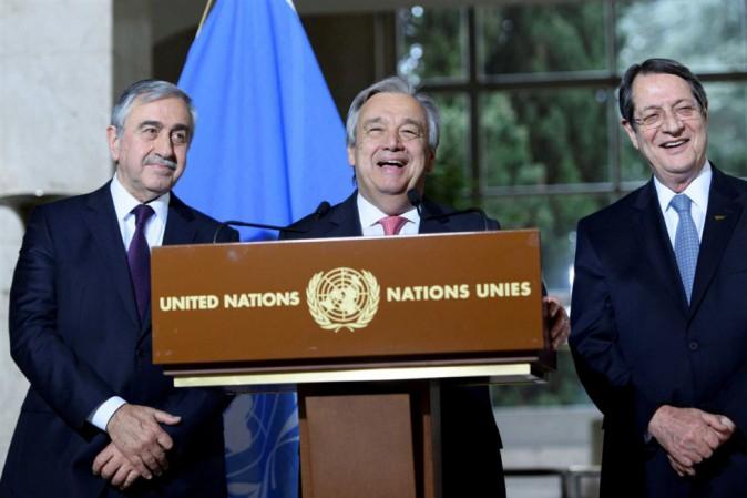Riunificazione cipro