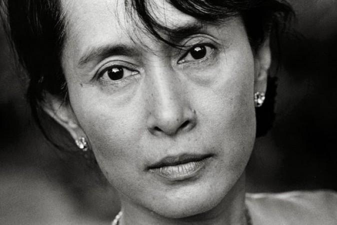 Aung San Suu Kyi nobel incandidabile