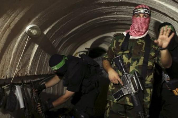 Risultati immagini per tunnel hamas