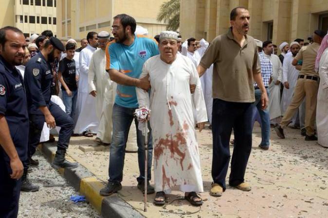 kuwait attacco isis moschea sciita