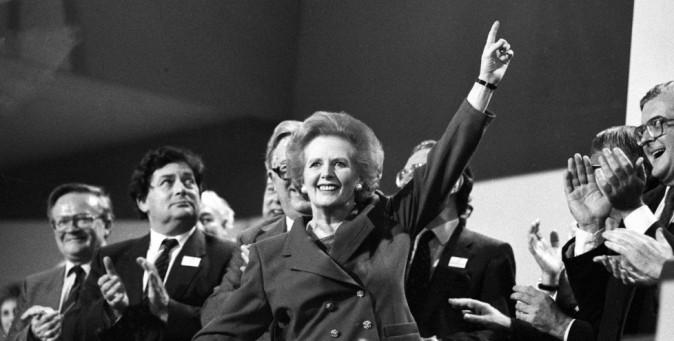 Ricordando Margaret Thatcher