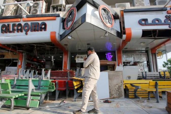 Almeno 27 persone sono morte per l'esplosione di due autobombe a Baghdad
