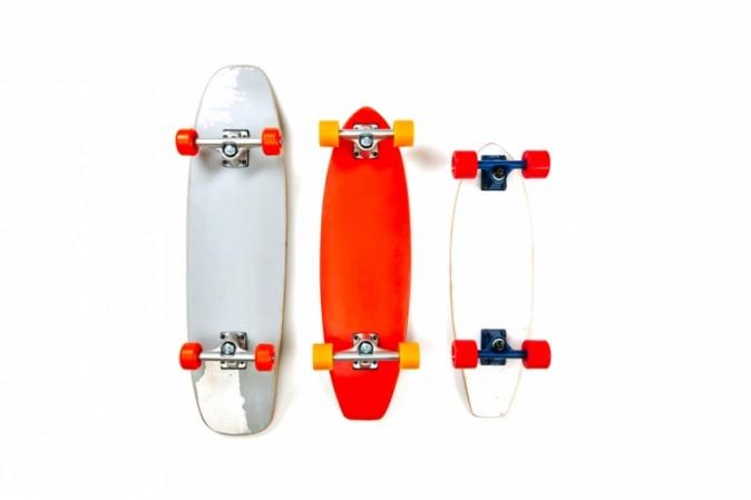 La tavola da skate del Wwf