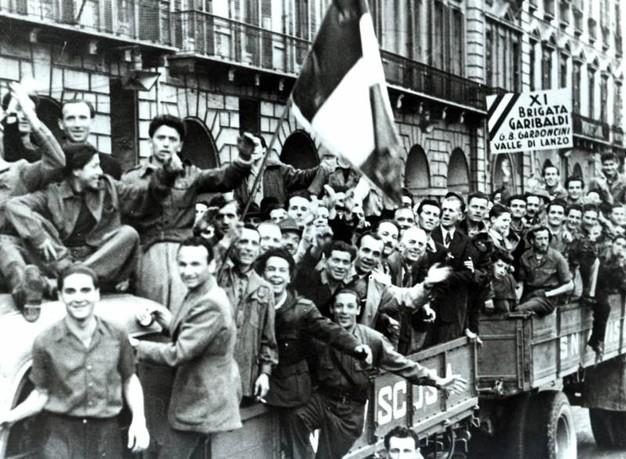 25 aprile festa liberazione