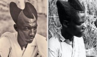 taglio capelli Ruanda Amasunzu