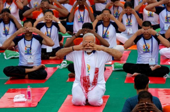 giornata internazionale yoga