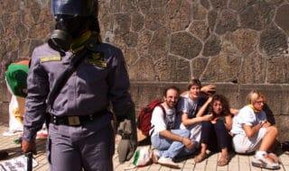 Corte europea diritti uomo condanna Italia fatti di Genova
