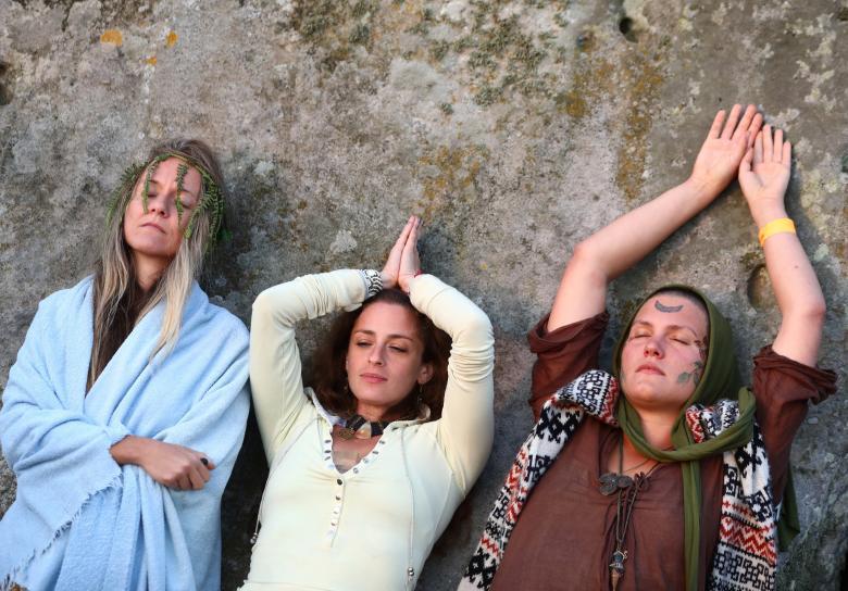 Stonehenge solstizio estate