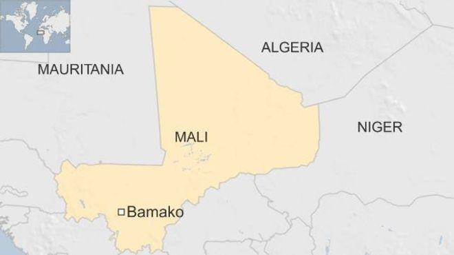 mappa attacco mali