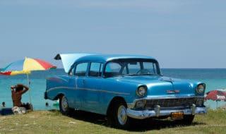 Automobile vacanze a Cuba