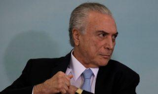 presidente brasile temer