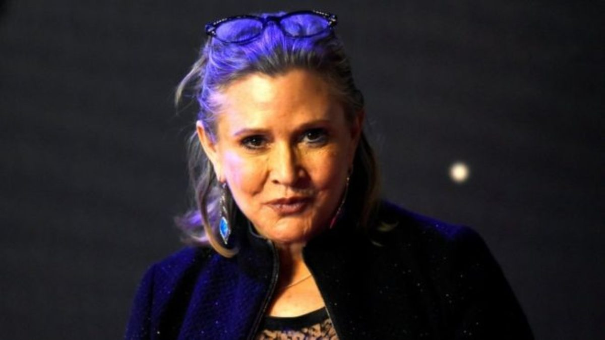 Carrie Fisher: svelate le cause della morte