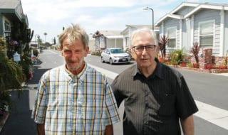 Frank J. Kerrigan con il figlio Frank M. Kerrigan