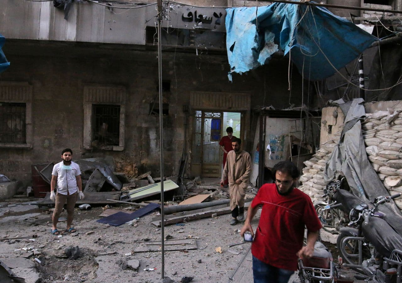 Isis: un altro drone di Damasco abbattuto dagli Stati Uniti