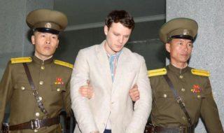 Lo studente statunitense rilasciato dalla Corea del Nord ha un grave danno cerebrale