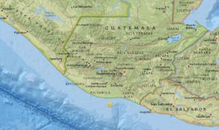 terremoto guatemala 22 giugno 2017