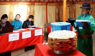 elezioni in Mongolia