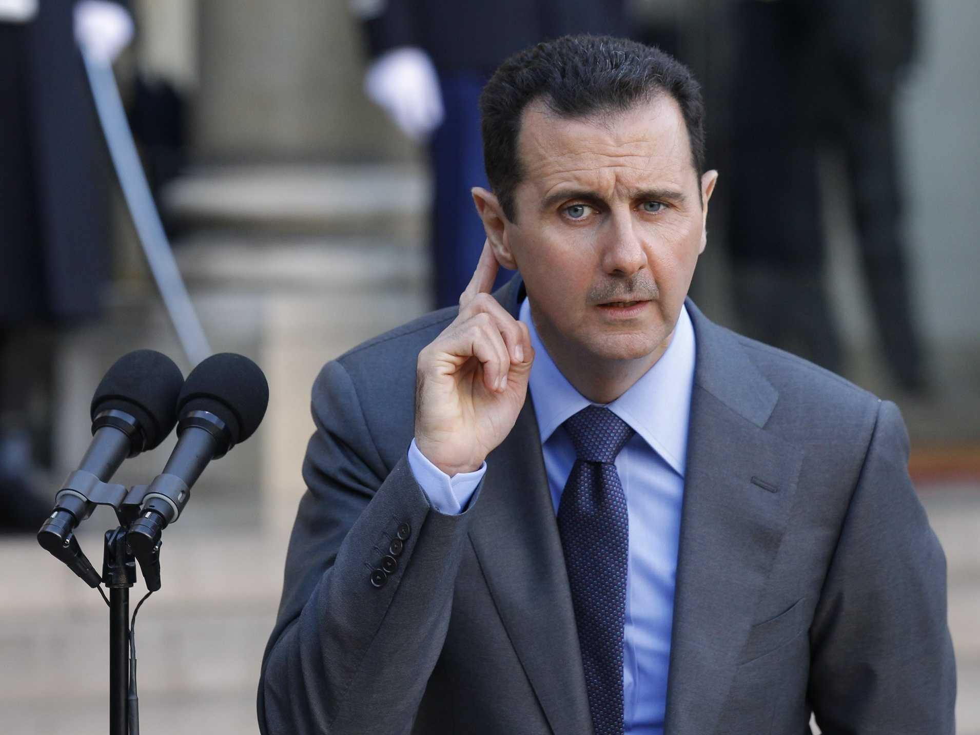 Siria, Macron: destituzione Assad non è più condizione preliminare