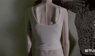 Il nuovo film di Netflix sull'anoressia