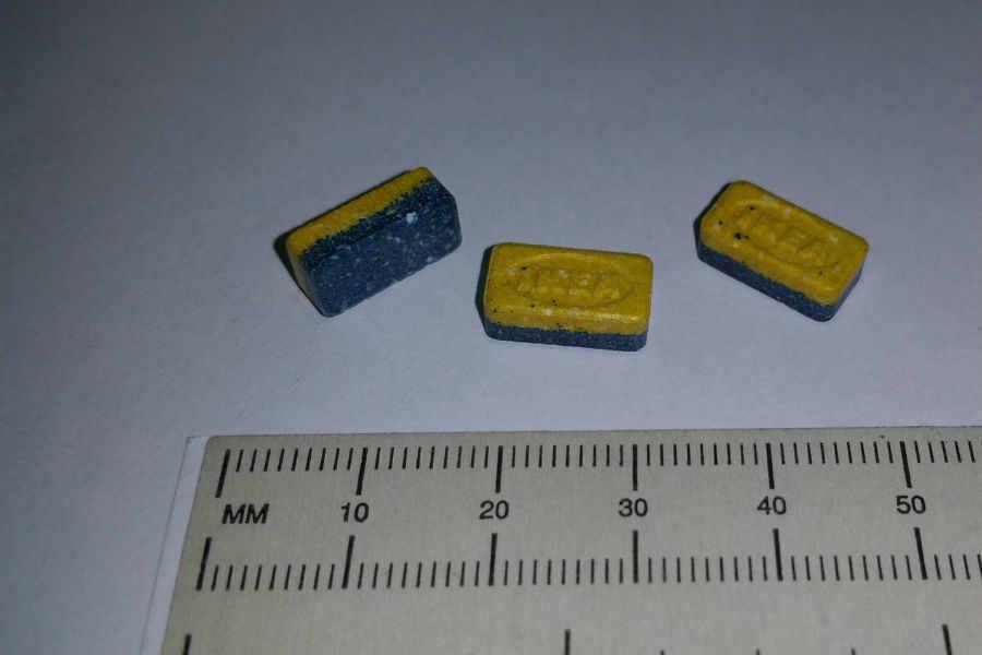 Le nuove pasticche di ecstasy