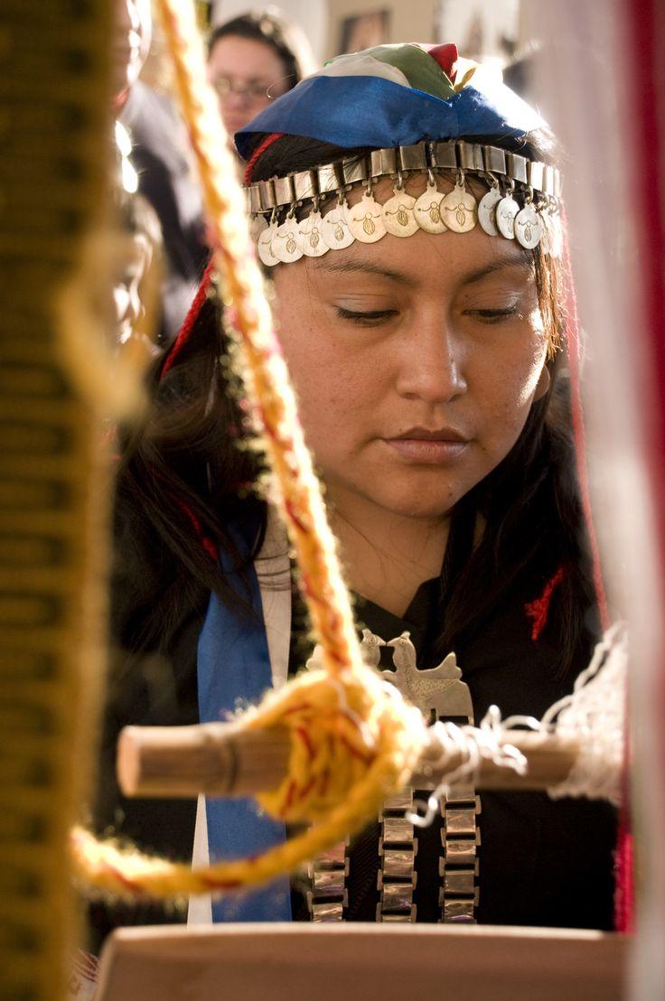 donna mapuche