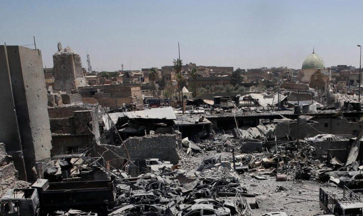 Iraq: l'esercito entra nella moschea di al-Nouri, centro dell'ISIS