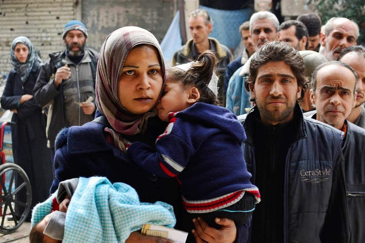 Tanti siriani ritornano nelle loro case