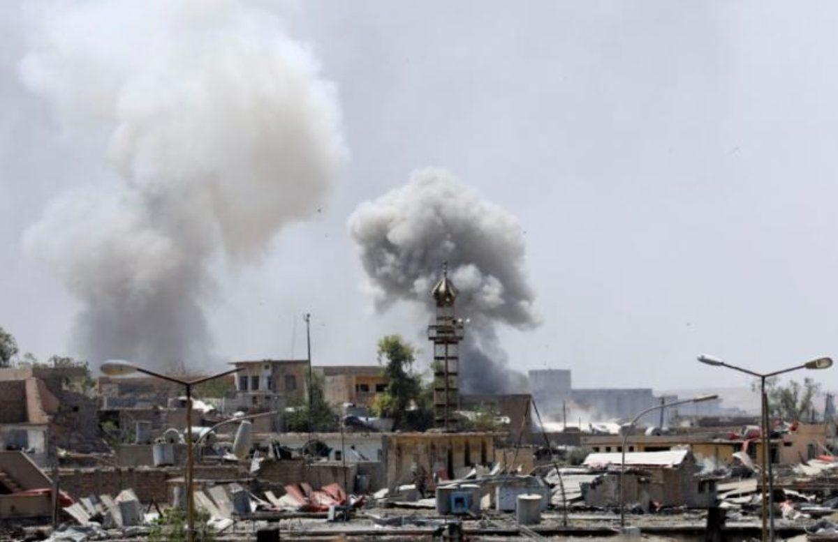 Mosul è libera. L'esercito iracheno conquista le rovine della Grande Moschea