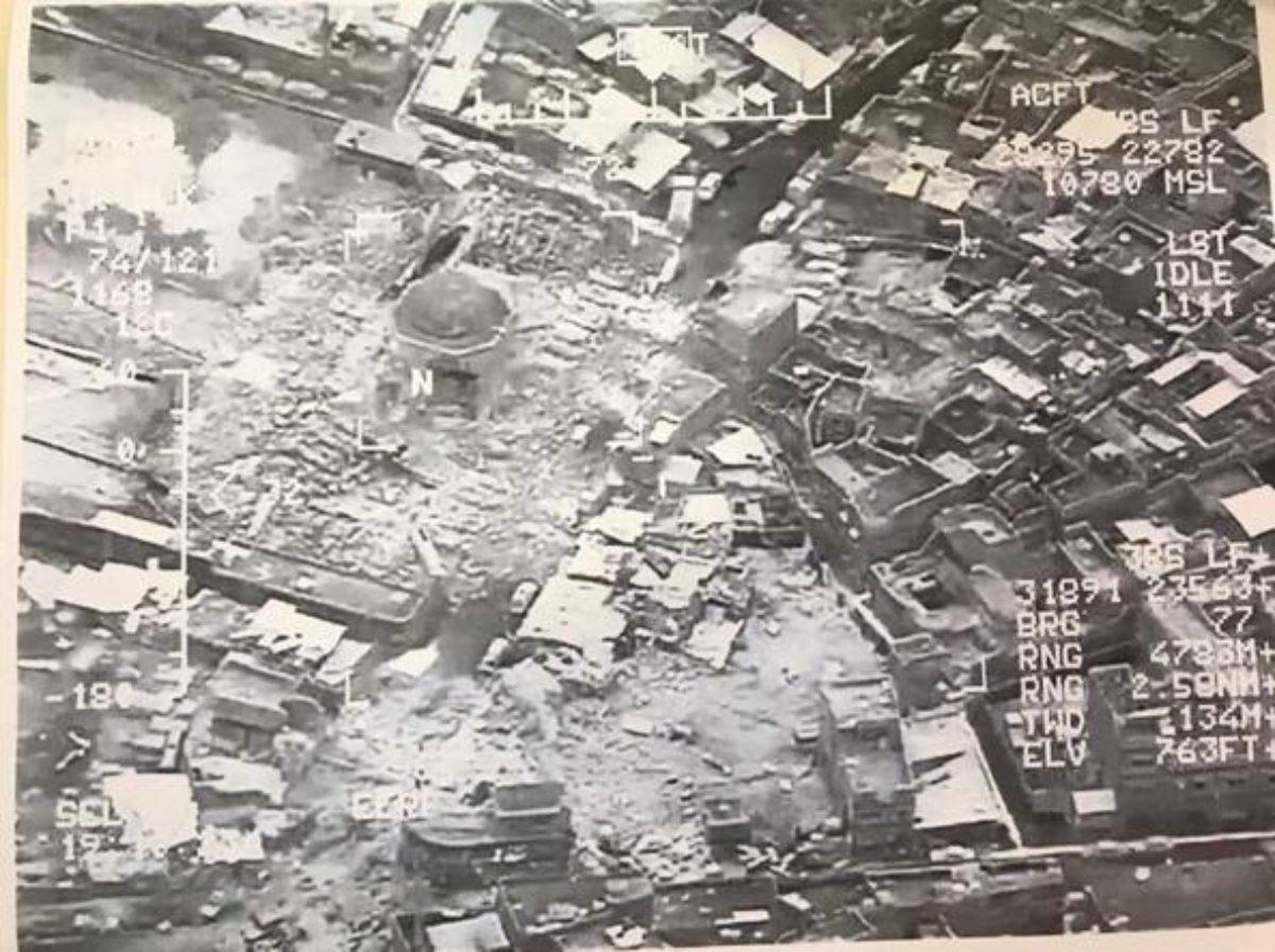 Mosul, salta in aria la moschea di Al-Nuri:è scontro Usa-Isis