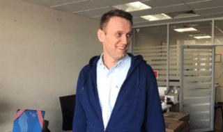 L'oppositore russo Alexei Navalny è stato rilasciato