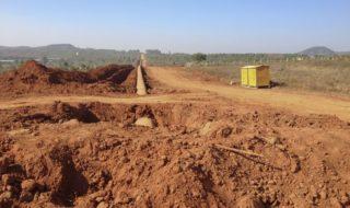 China Myanmar gasline