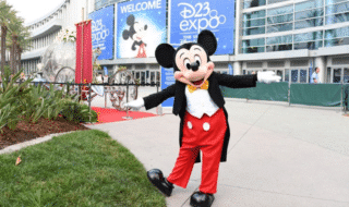 D23 Disney Los Angeles