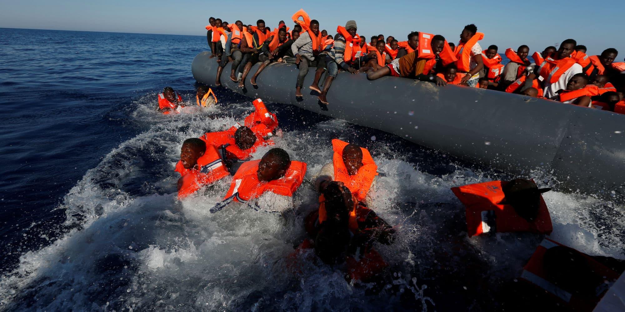 Migranti Frontex Triton