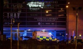 Attentato Manchester arena