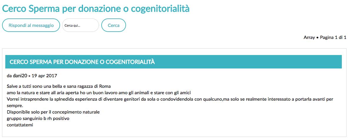 adozione per omosessuali in italia Vittoria