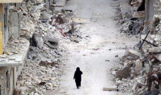 Siria confini ribelli