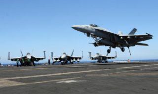 Due jet cinesi hanno intercettato un aereo statunitense nel Mar Cinese orientale