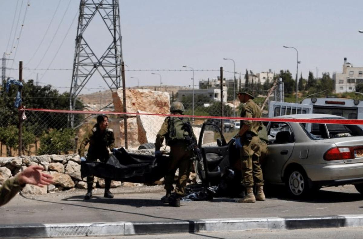 Attacco a Hebron, terrorista ucciso