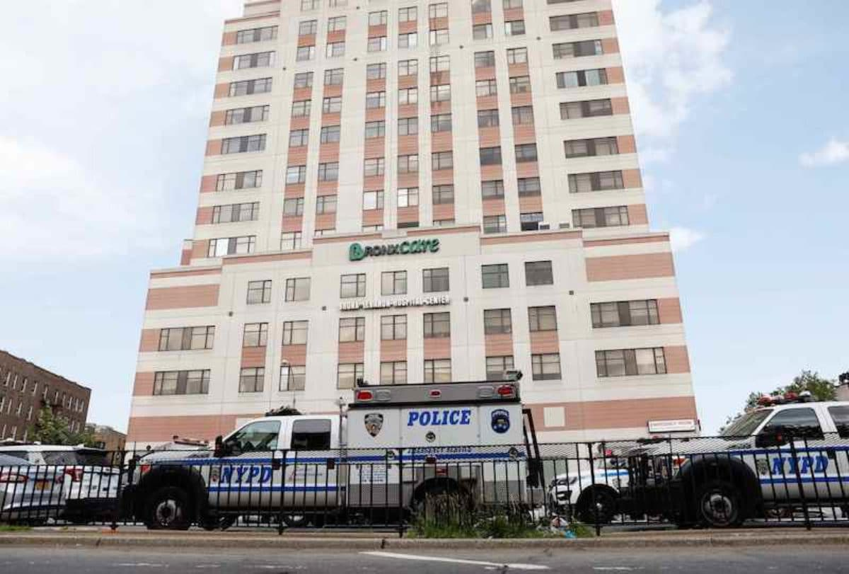 New York, sparatoria in ospedale del Bronx: diverse persone colpite