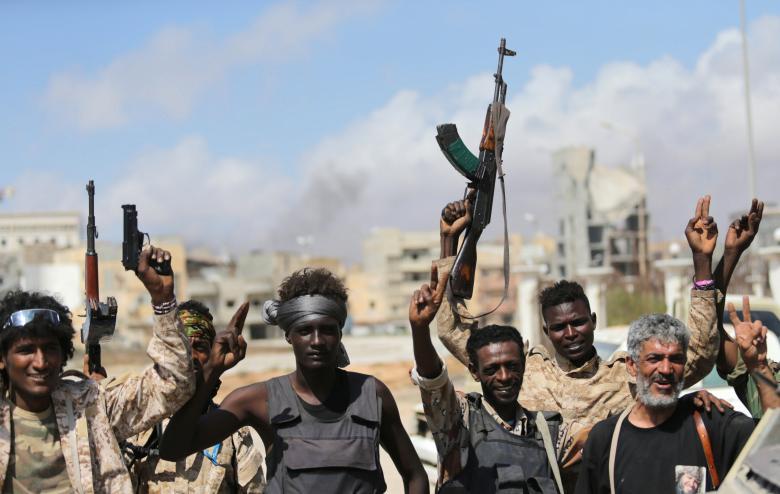 forze speciali libiche