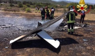 Incidente aereo gallura