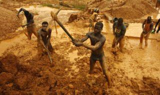 miniere d'oro Ghana