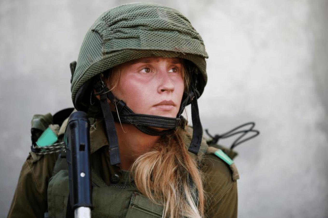 israeli girl army