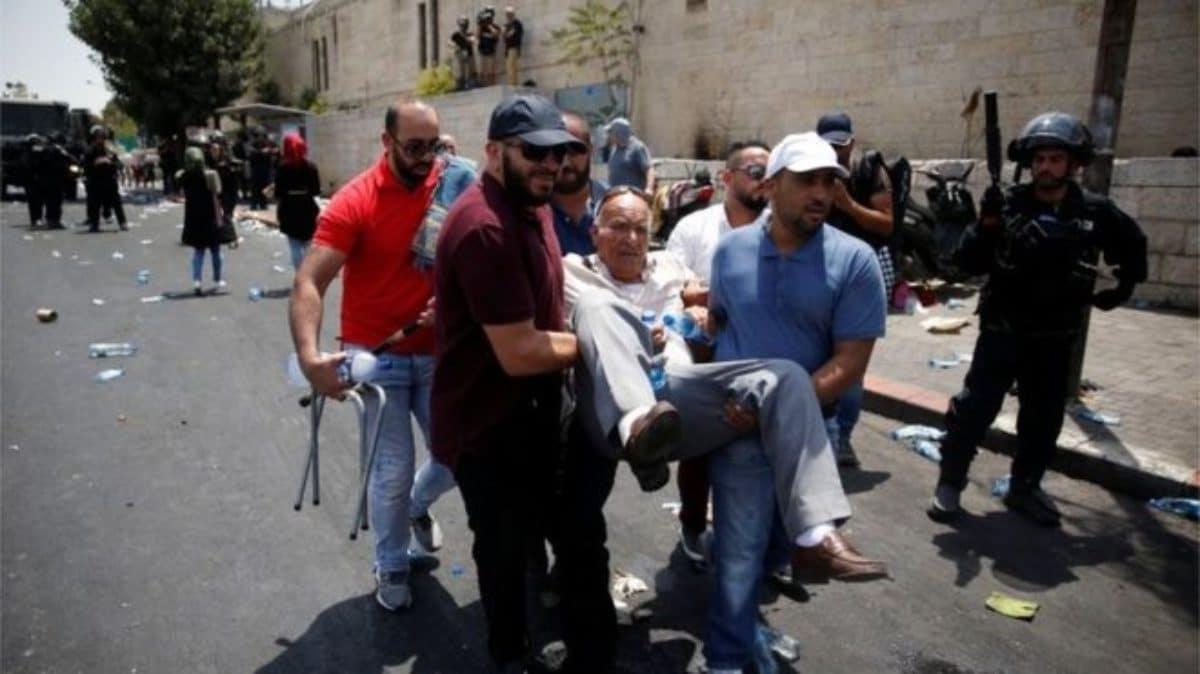 Scontri a Gerusalemme, tre palestinesi uccisi