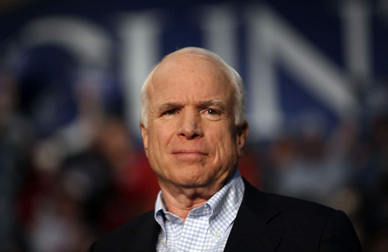 Il senatore statunitense John McCain ha un tumore al cervello