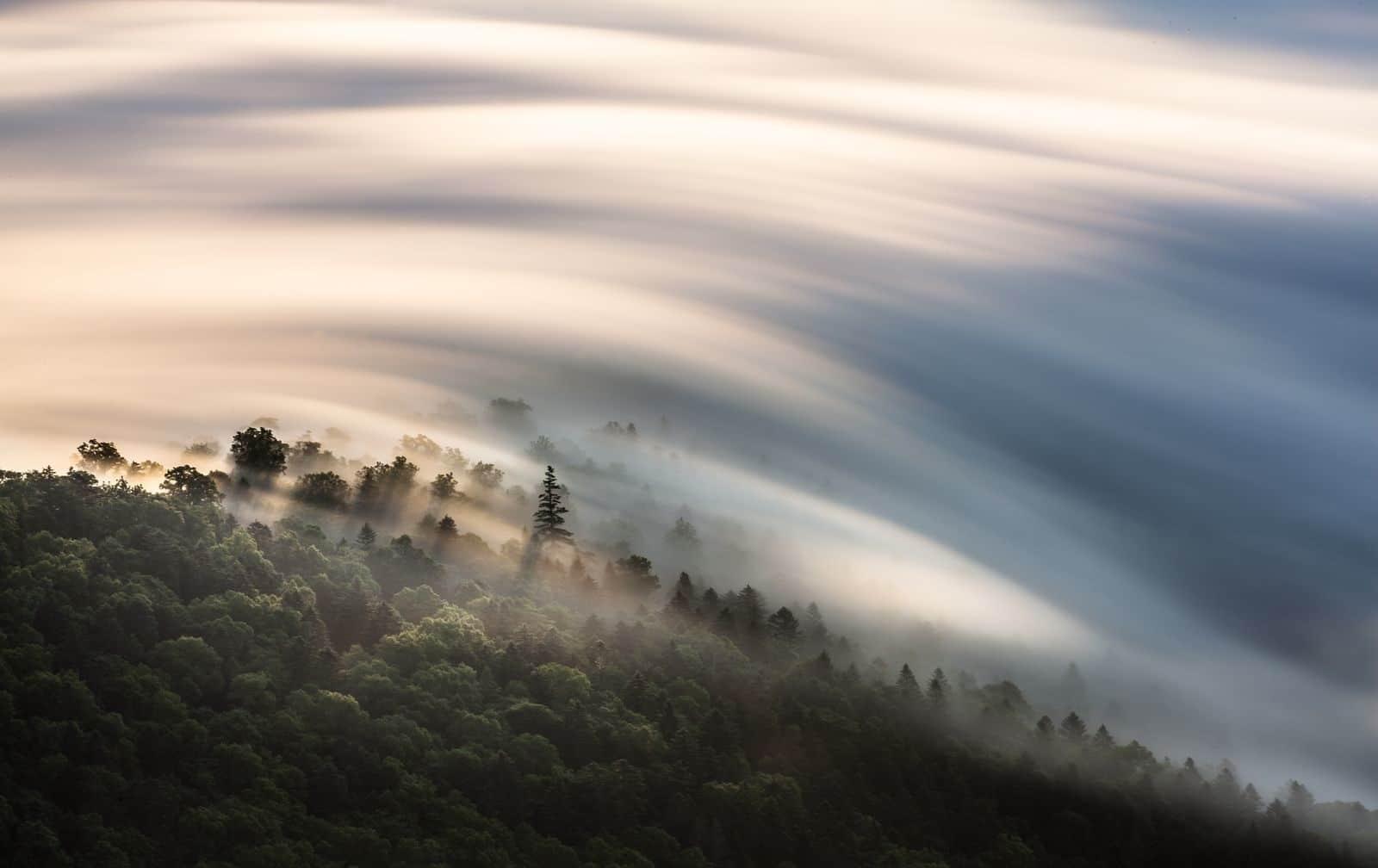 mare nuvole giappone