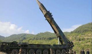 missile balistico hwaesong-14 nordcoreano