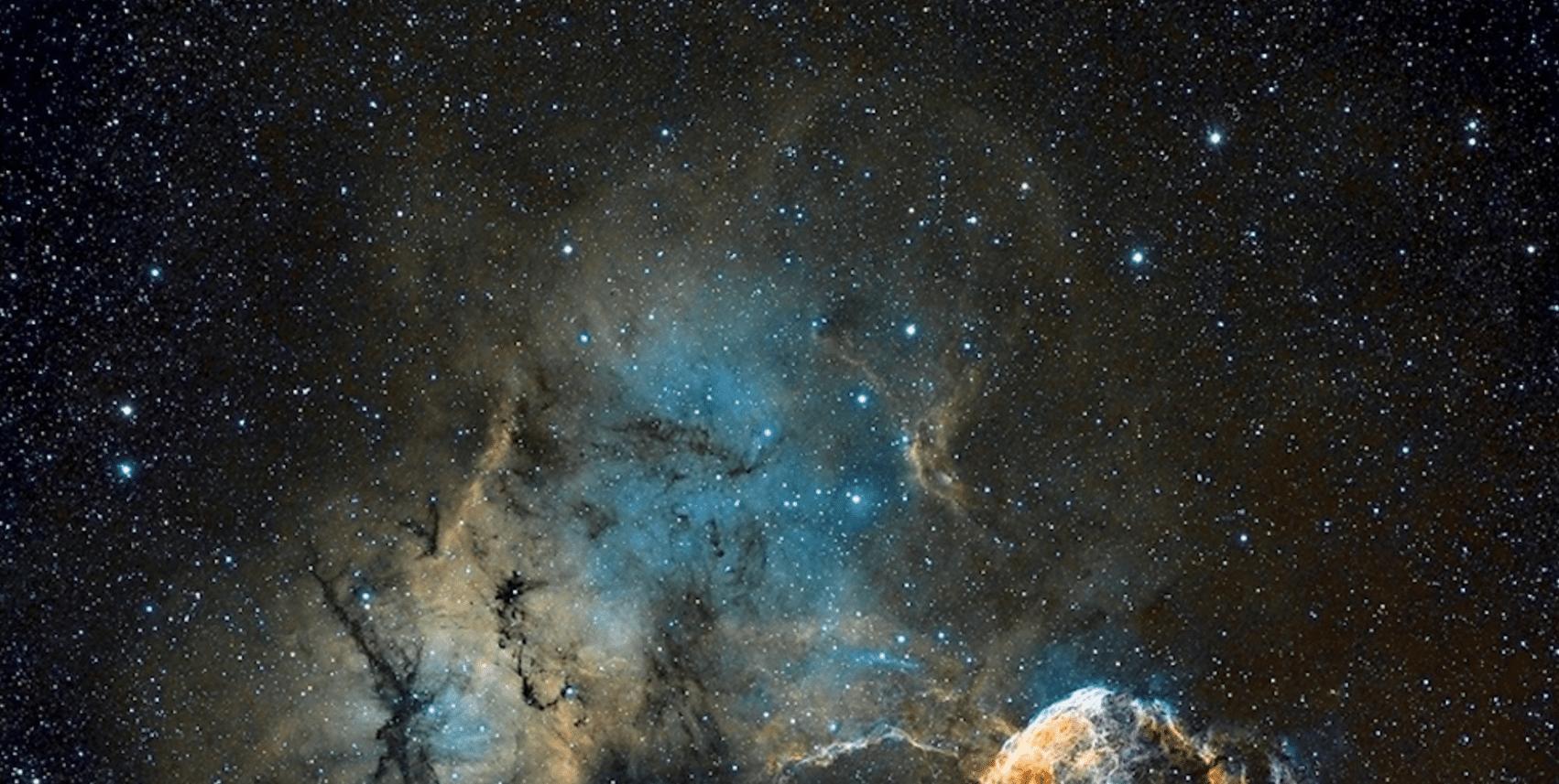 nebulosa icc443